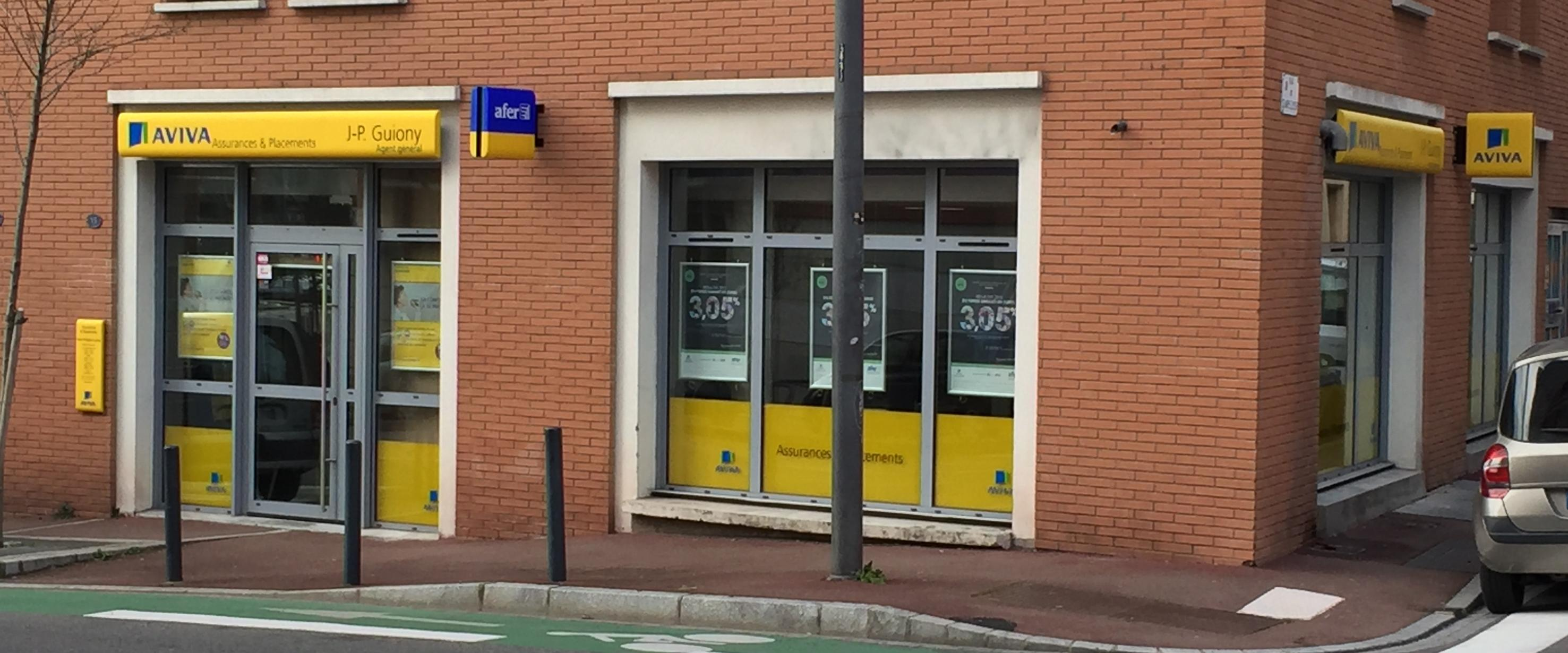 agence assurance Toulouse