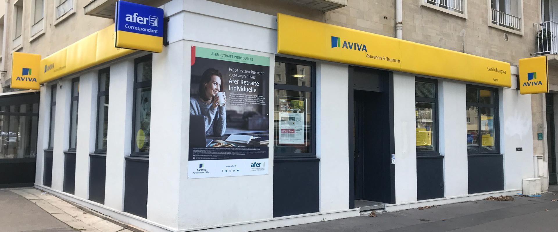 agence assurance Caen Centre