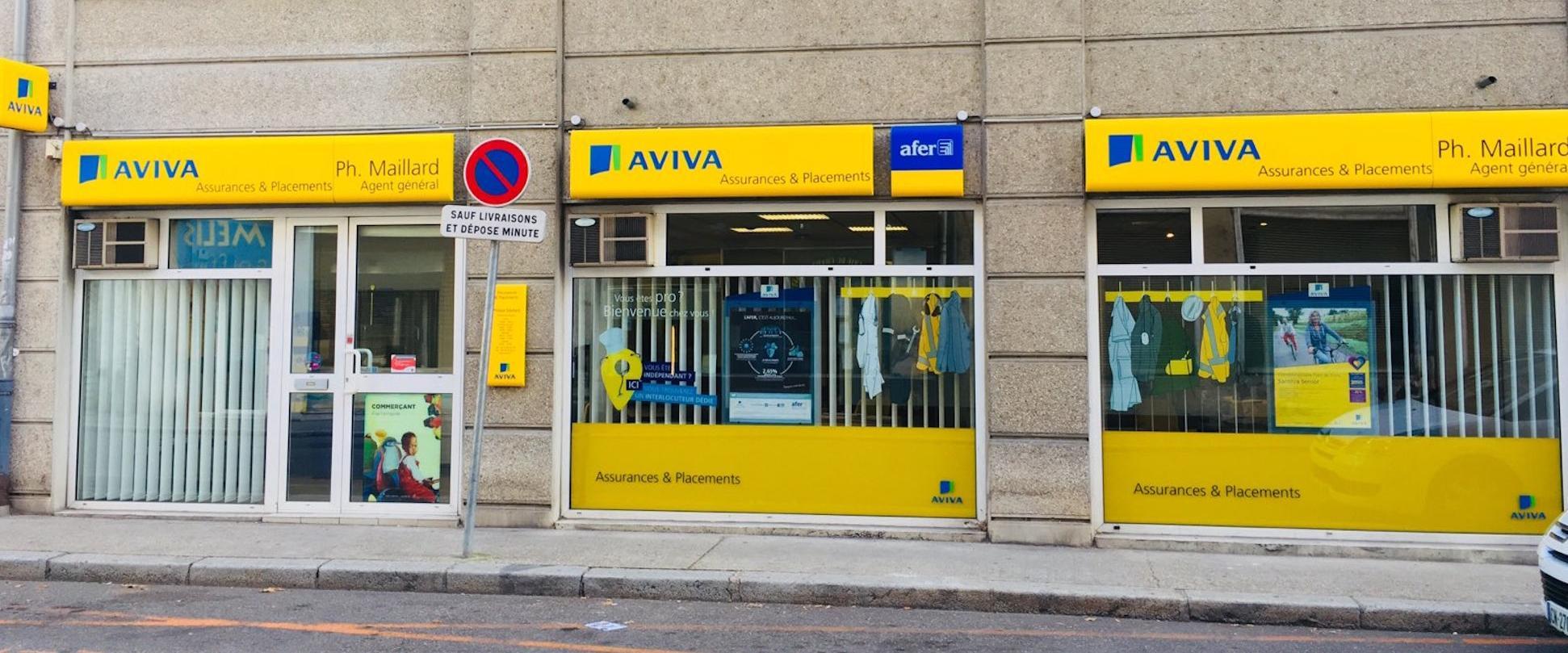 agence assurance Vienne