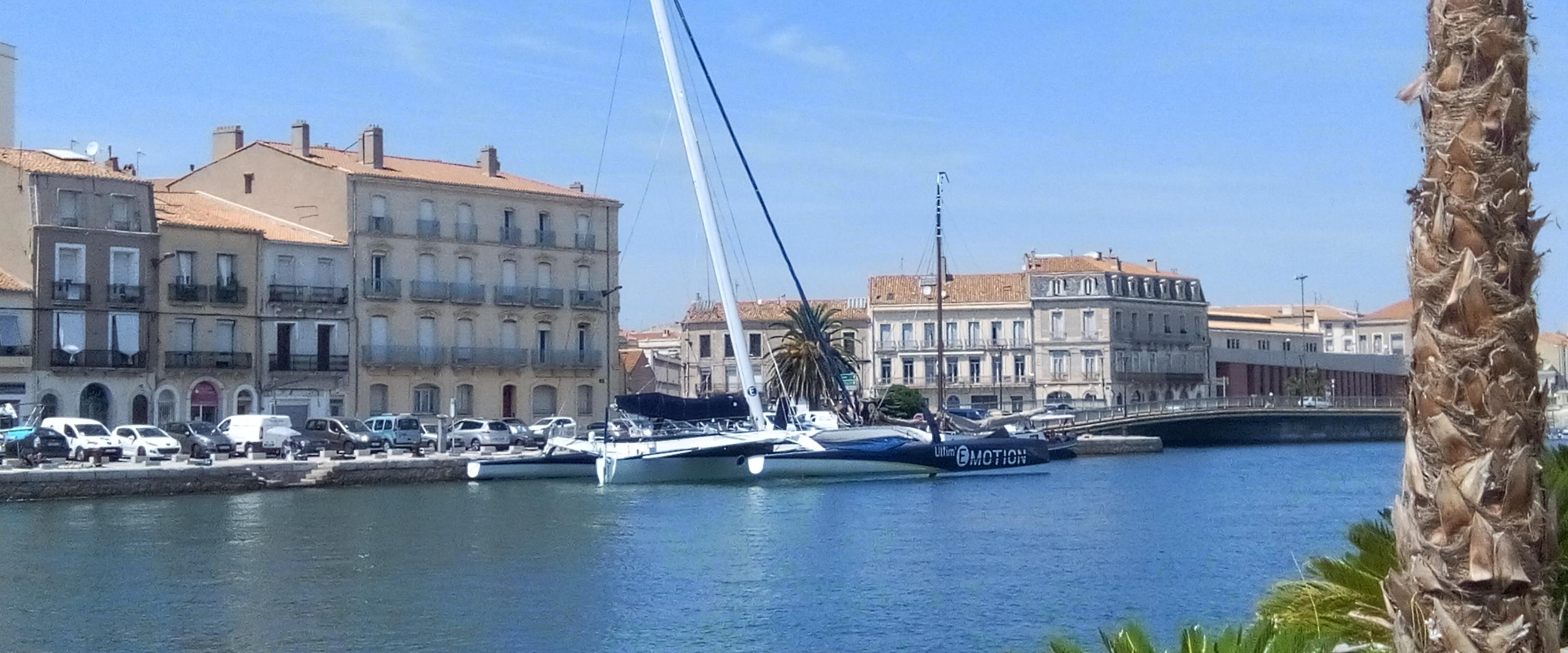 agence assurance Sète-Canal