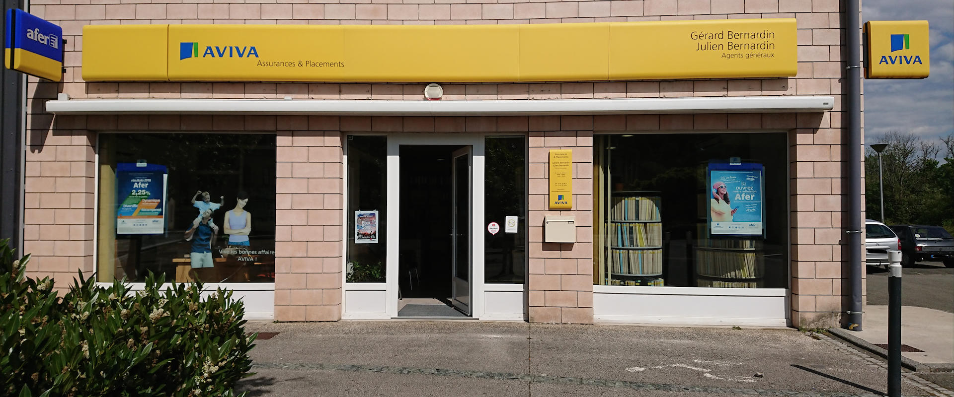 agence assurance SAINTE-SUZANNE