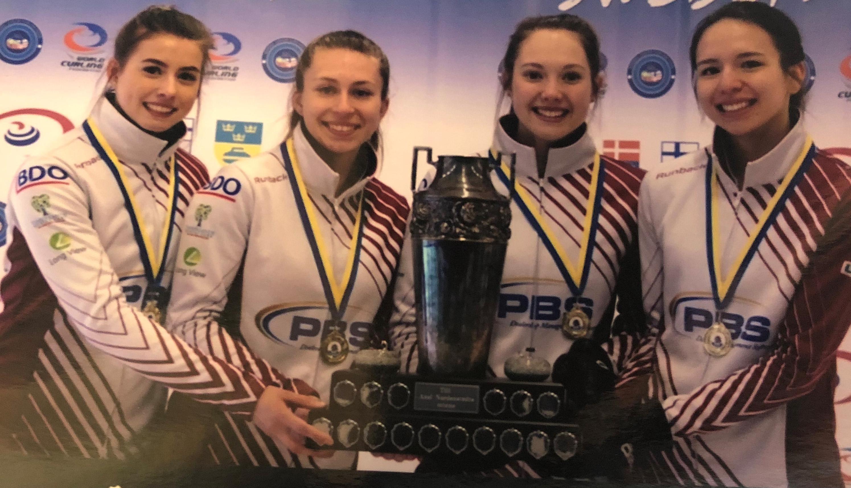 Junior Elite Curling