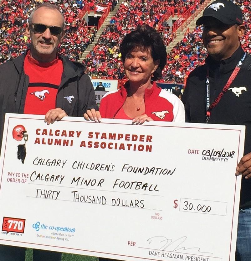 Calgary Stampeder Alumni Association