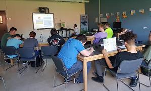 Junior Achievement classroom course