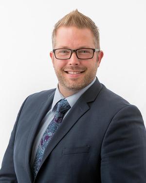 Photo of Christopher Burton